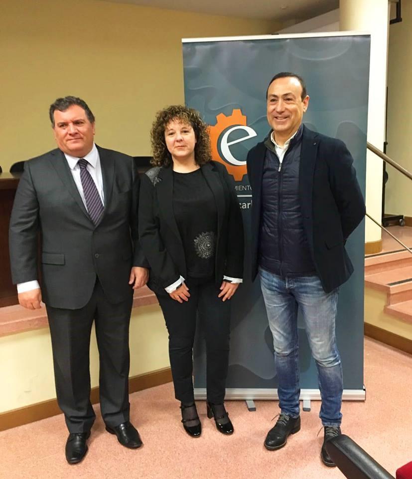 JOSE ALVAREZ, YOLANDA GARCIA y PEDRO SAMUEL MARTIN.